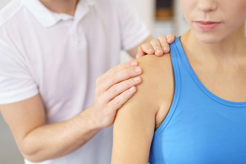 Schultergelenk Verletzungen – wann kann ich meine Schulter wieder belasten?